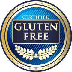 Gluten Free Certified Blue Label