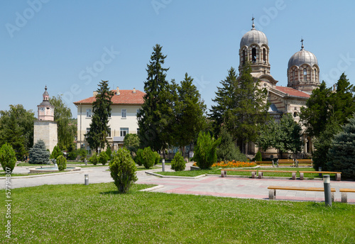 Church in Byala town, Bulgaria