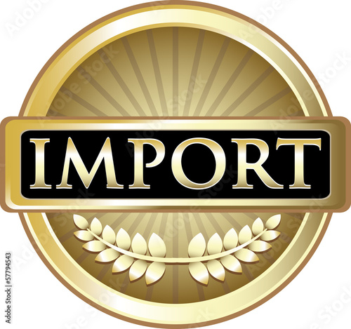 Import Gold Label