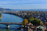 A view of the Rhine in Basel