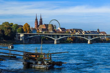City Life on the Rhine