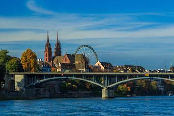 Basel City View