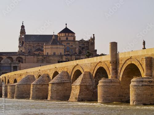 Meczet-Katedra i most rzymski w Kordoba, Hiszpania