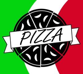pizza symbol - italy