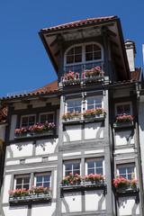 Fachwerkhaus in Lindau am Bodensee