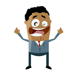 business mann afroamerikanisch