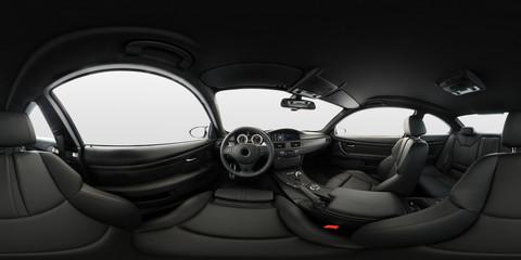 панорама салона авто