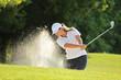 Leinwandbild Motiv golf
