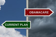 Current Plan versus Obamacare
