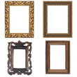 Four picture frames