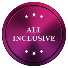 All inclusive icon