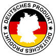 """Stempel """" Deutsches Produkt """""""