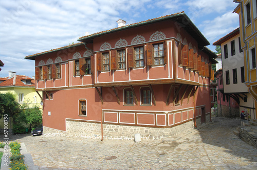 Revival House Of Plovdiv Old Town, Bulgaria