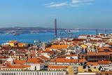 Fototapety Central Lisbon