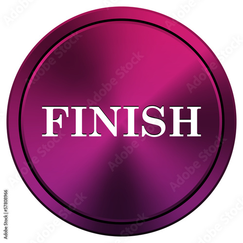 Finish icon