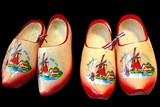 dutch wooden shoes