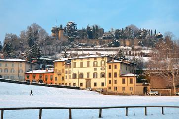 Bergamo, Fara e Rocca
