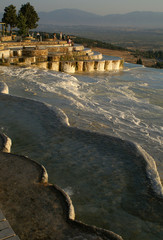 Pamukkale: tra terra e acqua
