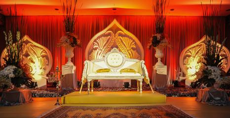 Wedding Altar, malay wedding concept
