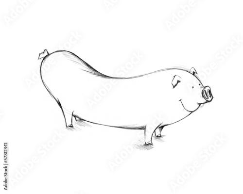 Schweinswürstchen