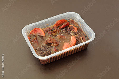 Brazilian Feijoada in a package