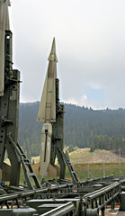 military intercontinental missiles