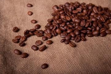 coffee on the bag
