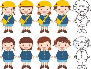 幼稚園児 子ども