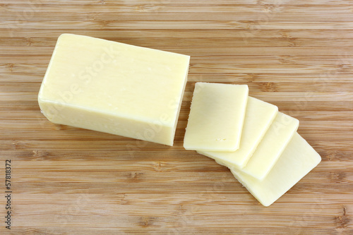 Reduced Fat Cheese Slices Top