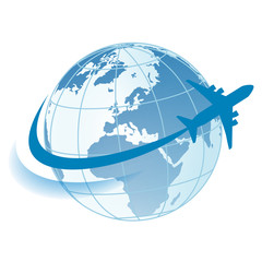 Globales Business , Logistik, Transport, Reisen