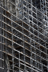 Scaffold background