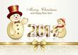 christmas greeting card 2014