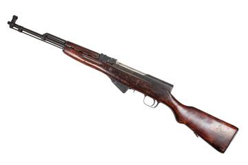 Soviet semi-automatic carbine SKS