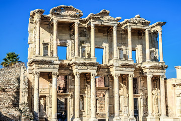 Efes Celsus Library, Turkey