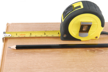 laminate measure