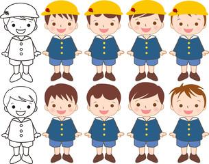 幼稚園児 子ども 男の子