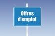 panneau offres d'emploi