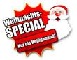 """Siegel """"Weihnachtsspecial - Nur bis Heiligabend!"""""""