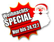 """Siegel """"Weihnachtsspecial - Nur bis 24.12.!"""""""