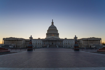 US Capital building, Washington DC, USA