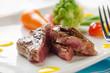 Steak mit Gemüse 2