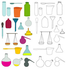 Alchemy cartoon equipment