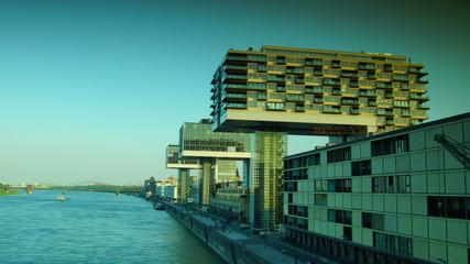 Kranhaus in Köln