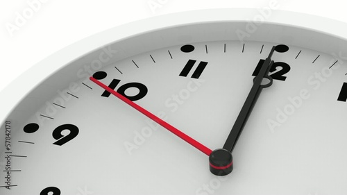 New Year count down clock