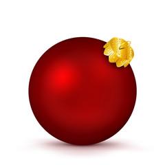 Weihnachtskugel, Weihnachten, Dekoration, Deko, Weinrot, Rot, 3D