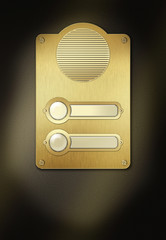 Klingel 3 Gold