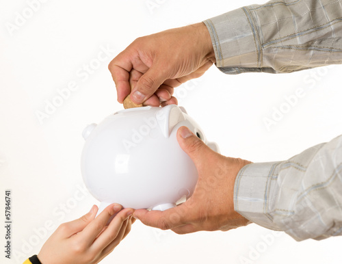 Saving for the next generation