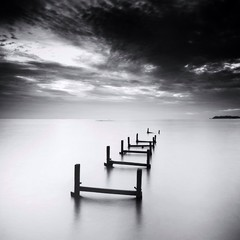 broken jetty © nasruleffendy