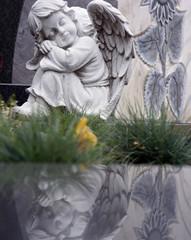 Engel mit Flügel II