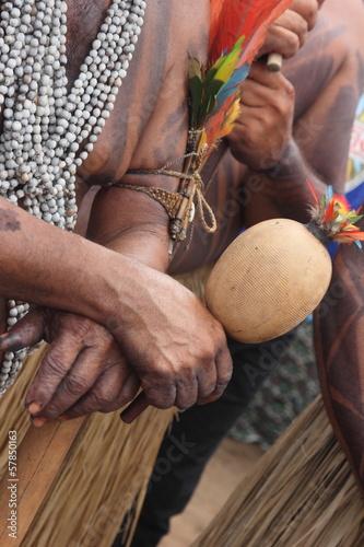 Indios Potiguara, Tupì Guaranì, Brasile